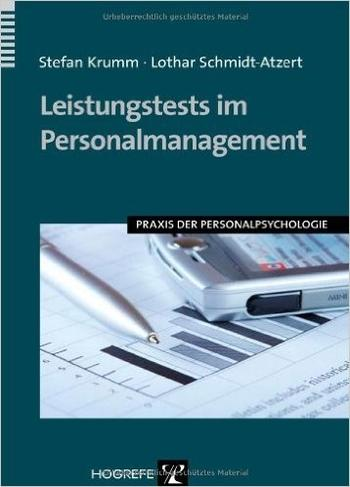 Leistungstests im Personalmanagement
